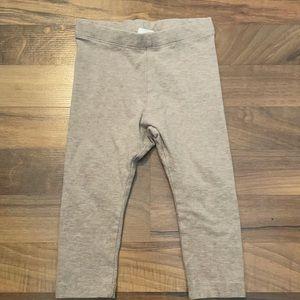 H&M 9-12m Leggings